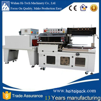 Fully-auto Yoghurt Cup Shrink Packing Machine
