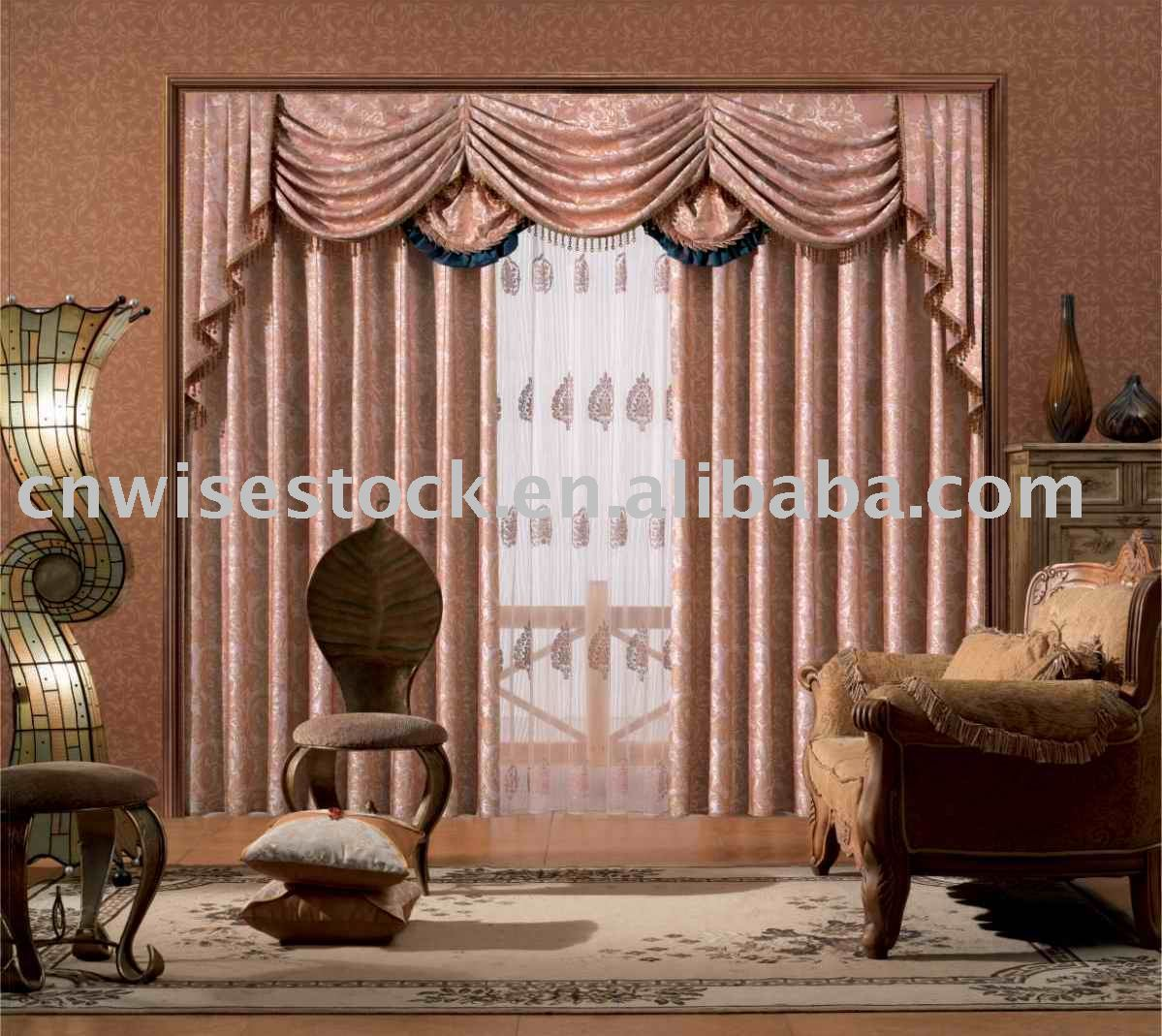 Valance Curtains Patterns Images