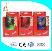 New style! Super power musical flashing spinning top plastic toy HC92307 China wholesale