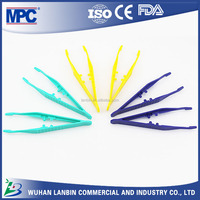Medical Consumable Disposable Surgical Sterile Tweezers