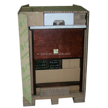 Honeycomb Paper Packing For Furniture With Pallet and Box With Trade Assurance