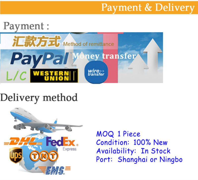 payment delivery