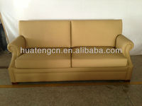 Modern Wooden Sofa Cum Bed Designs HT-FS001