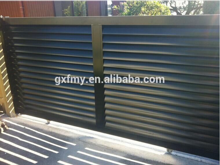 Aluminium exterior louver exterior aluminum shutters - Aluminum window shutters exterior ...