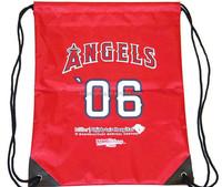 Drawstring Nylon Bag for Shopping