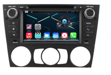 2015 big promoton!!!new coming car dvd touch screen gps for BMW support 3g wifi bt video