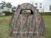 Alta qualidade fácil dobrar caça esconder animal tenda pop-up