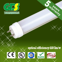 young tube 18w t8 led red tube xx