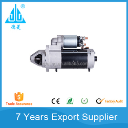 2015 hot selling products permanent magnet starter motor