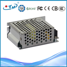 Switch-Mode power supply DC12V 2A 24W high efficiency power constant voltage with CE,FCC,Rohs