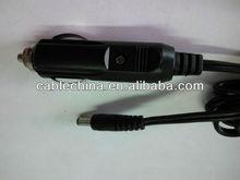 dc plug 10A250V PBT material car cigarette adaptor