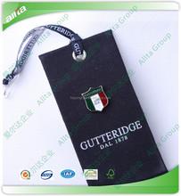 Wholesale Fashion Design china hang tag, garment tag, bag tag