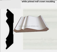 wholesale indoor MDF Crown Cornice manufacturer with best price from china