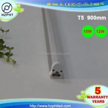 factory price hot sale AC85-265V 120LM/W 900mm 12w T5 led tube light