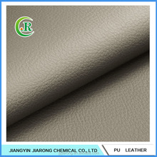 Scratch Resistant Flame Retardant PVC Leather for Car Seats