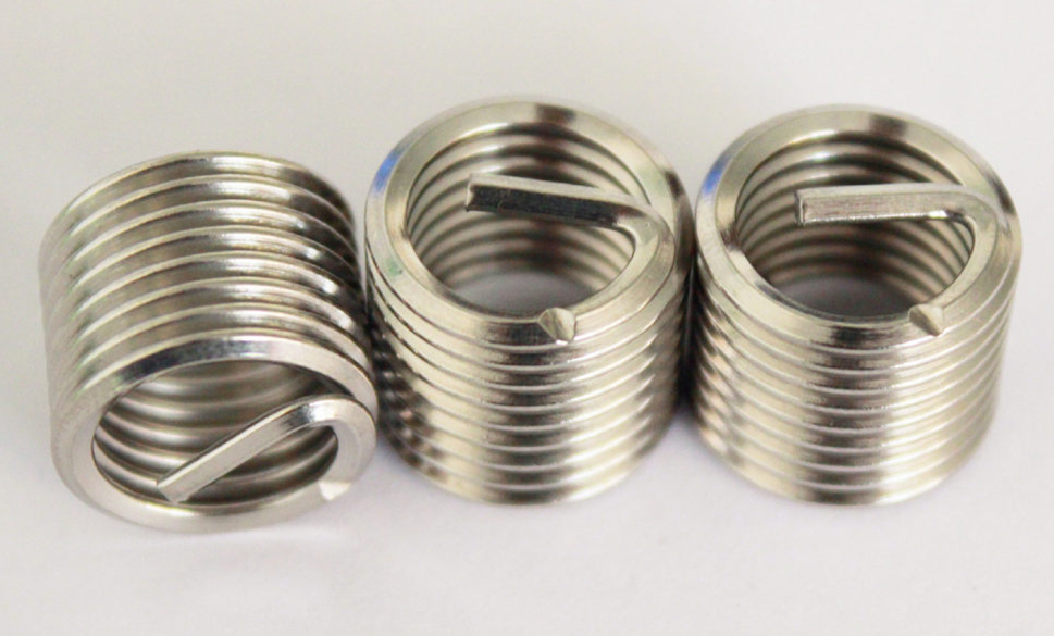 M etc stainless steel threaded sleeves for low