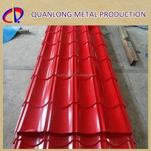 0.4mm thick ppgi metal sheet with great price