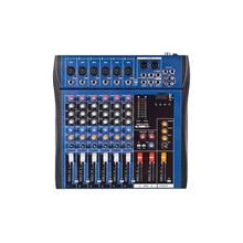 2015 LAIKESI cheap CT-60S mini audio mixer with USB /6-channel audio mixer