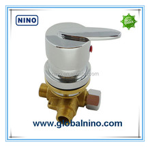 Whole Sale shower room Faucet, 2/3/4 ways Water Outlet shower room Mixing Valve/shower room Cabin Accessories