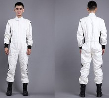 Customized Nomex Men Motorcycle / Car Racing Suits FR / Auto Racing Suits