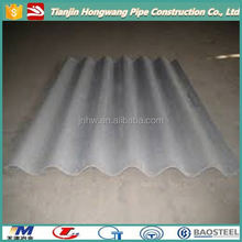 0.45mm DX51D+Z steel roofing sheets Full hard or soft from China manufacture