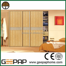 Modern design cheap bedroom wooden wardrobe closet wholesale