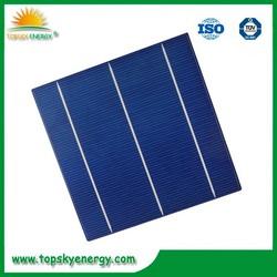 Crystalline silicon solar cell solar energy