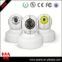 3G 4G GSM mobile phone access wireless CCTV hidden cameras with zoom for pet baby monitor