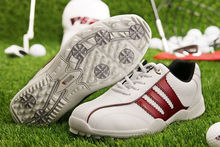PGM Leather Golf Shoes for man