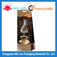 Factory manufacture coffee packing bag with valve