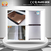 Wire Drawing Brushed VMPET film for refrigerator panel