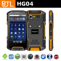 HMM65 quad core 1.4GHz 5MP+13MP 4.7 inch gorilla glass Cruiser HG04 Rugged dustproof 4g lte waterproof mobile phone
