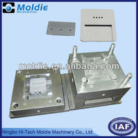 The mould plastic molding service for electric cover mold