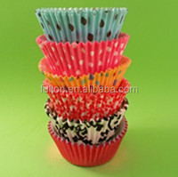 FDA Approved pcs Plain White Color Cupcake Liners Paper Baking Cups,Muffin Cases, Cake Tray Molds