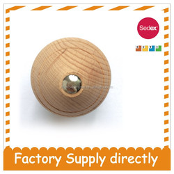 Natural Color Wooden Spinning Top toy, Spinning Top