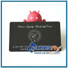 tarjeta de negro