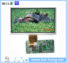 Factory supply 4.3'' 5'' 7'' high resolution lcd module