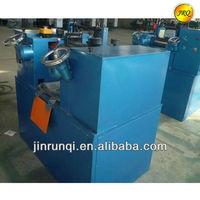 High Efficiency and High Quality Two Rollers Open Type Rubber Mixing Mill Machine XK-150 280mm