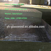 Thermal insulation boards for basement ceilings