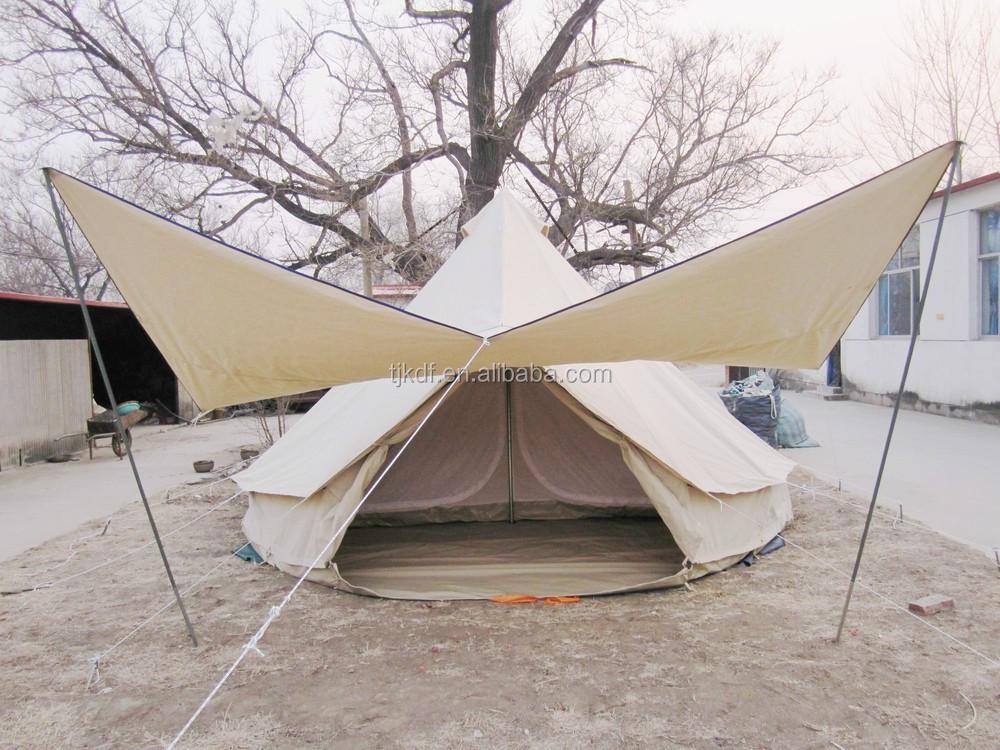 Toile 5 m de cloche desert tente de tente