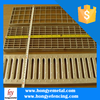 Platform Floor Galvanized Steel Grating