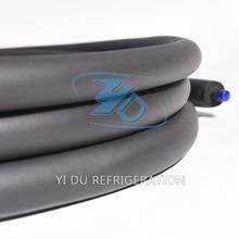 Air conditioner rubber foam copper pipe,spare part copper pipe