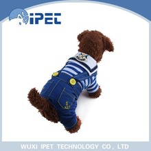 2015 new style fashionable lovely overalls dog clothes