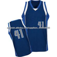 equipos profesionales personalizados baloncesto Jersey barata