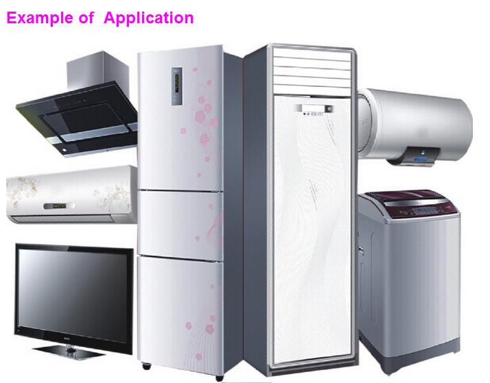 0.5mm dx53d flowever 패턴 처리 비닐 코팅 금속 VCM 냉장고 문 시트 ...