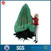 Green large plastic bags tree bags Christmas tree mat bags