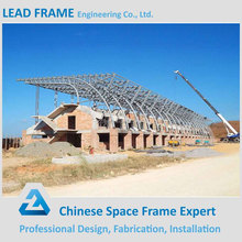High quality and low cost steel roof truss