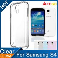 Ultra thin Soft TPU For Samsung Galaxy S4 case