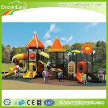 Park Landscape Kids Play Structures for Outside