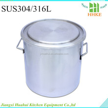 Made In China better than Pine Oak Wood Wine Beer Bucket Barrel empty tin cans